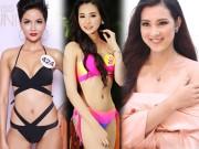 """Thời trang - Vẻ hút hồn của 15 """"bông hoa"""" lọt top 70 Hoa hậu Hoàn vũ VN"""