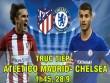 Chi tiết Atletico Madrid - Chelsea: Người hùng không ngờ tới (KT)