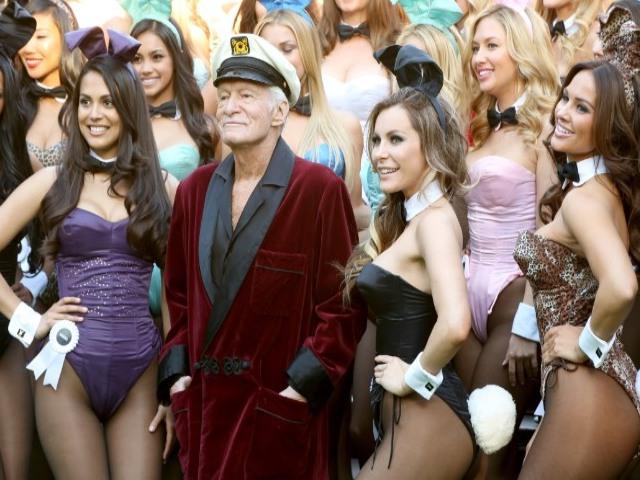 Ông trùm tạp chí khiêu dâm Playboy qua đời ở tuổi 91