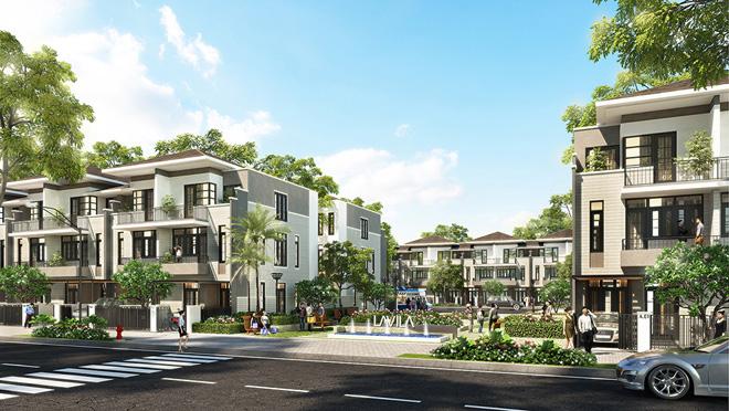 Xu hướng mua biệt thự phố vườn Nam Sài Gòn - 1