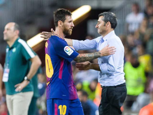 Barca thực dụng như Mourinho: Messi mờ nhạt, vẫn dễ lật đổ Real
