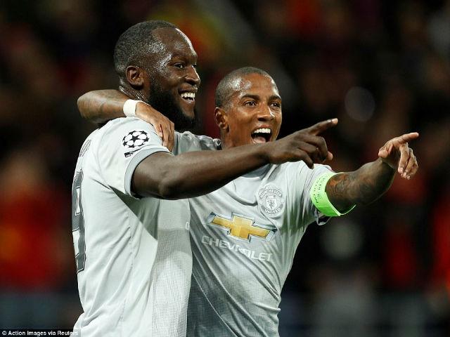 Tiêu điểm lượt 2 Cúp C1: Tranh hùng Kane - Ronaldo - Lukaku