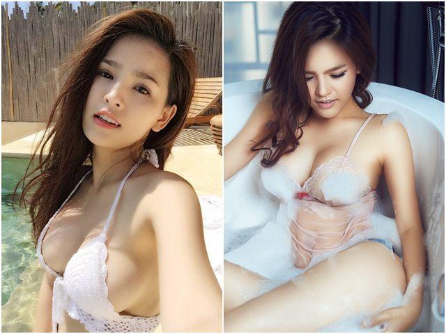 Người mẫu bị cắt bikini giữa thanh thiên bạch nhật - 1