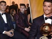 """Bóng đá - Messi """"tịt"""", Barca """"thắng rùa"""": Đá """"Bóng vàng"""" lại gần Ronaldo?"""