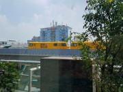 Tin tức trong ngày - Xem tàu 30m lăn bánh trên đường sắt Cát Linh - Hà Đông