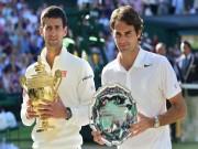 """Thể thao - Djokovic """"đe dọa"""" Nadal-Federer: Nhà vua sẽ trở lại trong năm 2018?"""