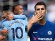 """Chelsea đấu Man City: Morata chấp hết """"4 tay súng oai hùng"""""""