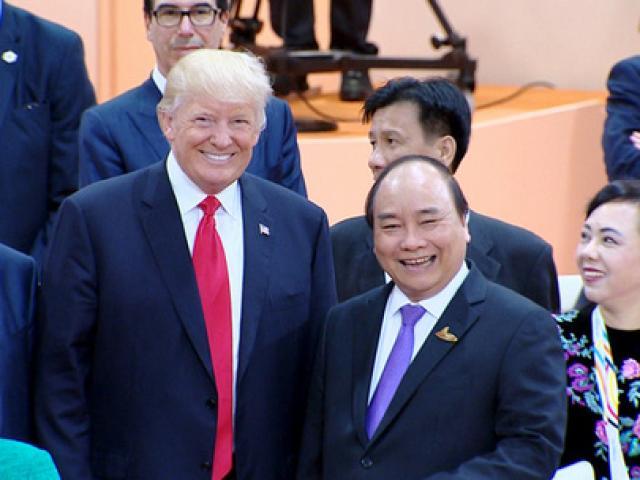 Lý do thực sự của ông Trump khi công du châu Á - 2