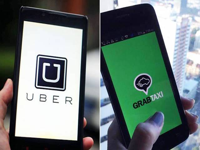 Hiệp hội taxi Hà Nội kiến nghị dừng khẩn cấp thí điểm Grab, Uber