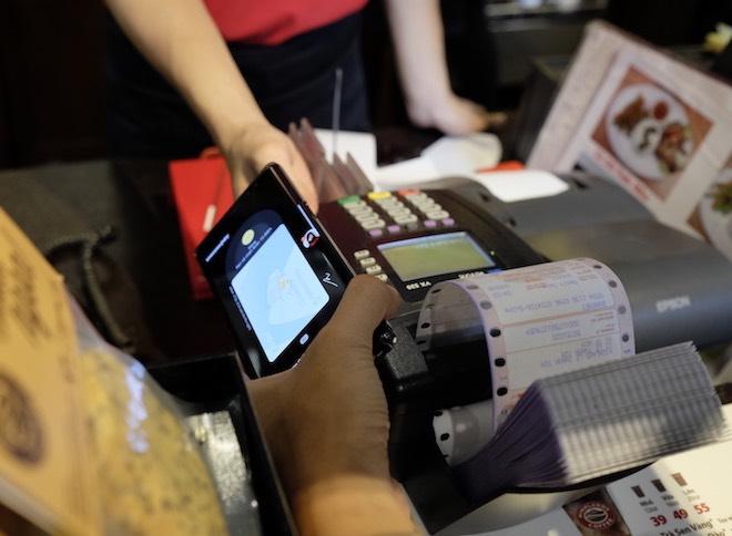 Samsung Pay chính thức được triển khai tại Việt Nam - 1