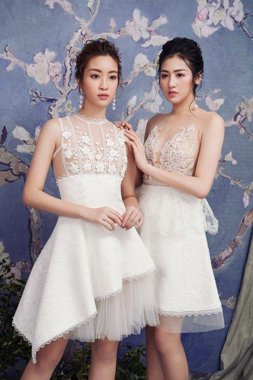 """""""Bạn gái Noo Phước Thịnh"""" diện váy mỏng tang đẹp như nàng thơ - 7"""
