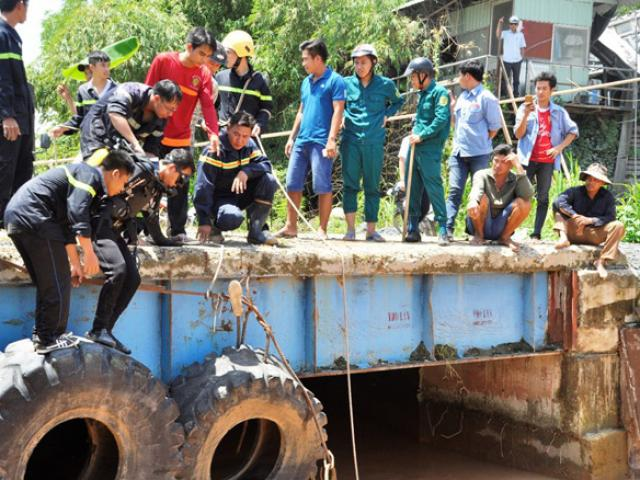 Đồng Nai: Thêm một người bị nước mưa cuốn mất tích - 3