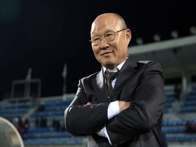HLV Park Hang-seo hé mở bí ẩn đàm phán làm HLV đội tuyển Việt Nam