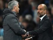 Bóng đá - Man City đua MU: Pep chế nhạo Mourinho chơi bóng chán ngán