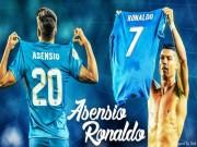 """Bóng đá - Real """"trói"""" Asensio 14000 tỷ đồng: """"Nắn gân"""" Ronaldo đừng tham"""