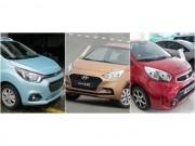 Tin tức ô tô - 3 mẫu xe cỡ nhỏ giá rẻ dưới 400 triệu nên mua dịp cuối năm