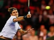 """Federer & các cao thủ: Vung vợt ảo diệu """"khoa học bó tay"""""""