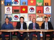 Bóng đá - Thầy của Park Ji Sung làm HLV trưởng đội tuyển Việt Nam