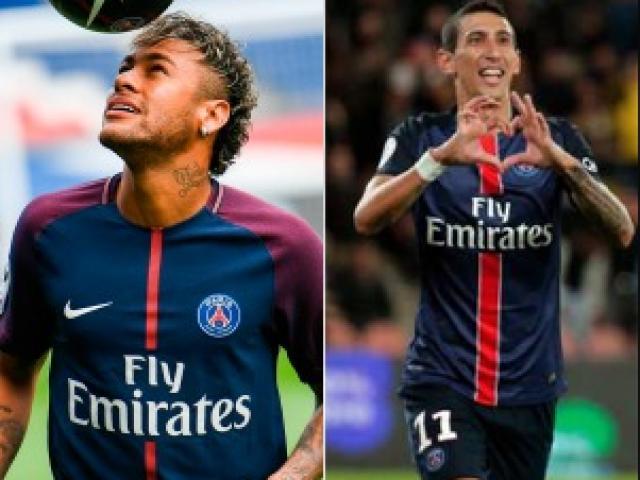PSG lại loạn: Neymar ghét lây Di Maria vì ủng hộ Cavani, trở lại Barca tuần tới