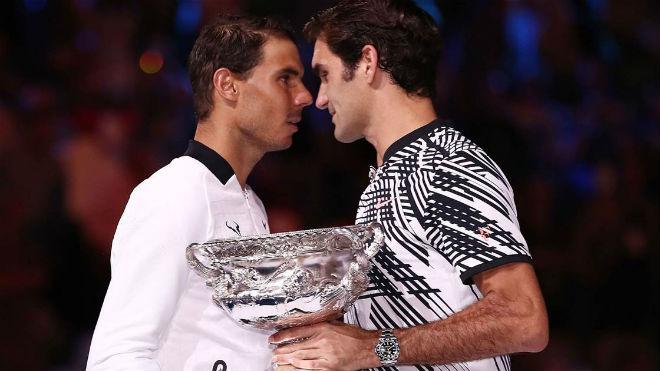 """Đua số 1: Federer dồn sức cuối năm, chơi """"hư chiêu"""" với Nadal - 2"""