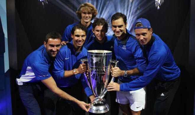 """Đua số 1: Federer dồn sức cuối năm, chơi """"hư chiêu"""" với Nadal - 1"""