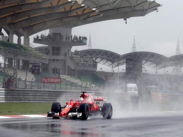 """Đua xe F1, phân hạng Malaysian GP: Vận đen kép, """"Ngựa chiến"""" khóc ròng - 4"""