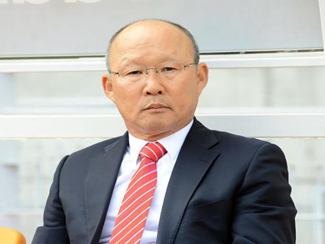 HLV Park Hang Seo muốn đưa bóng đá Việt Nam dự Olympic 2020