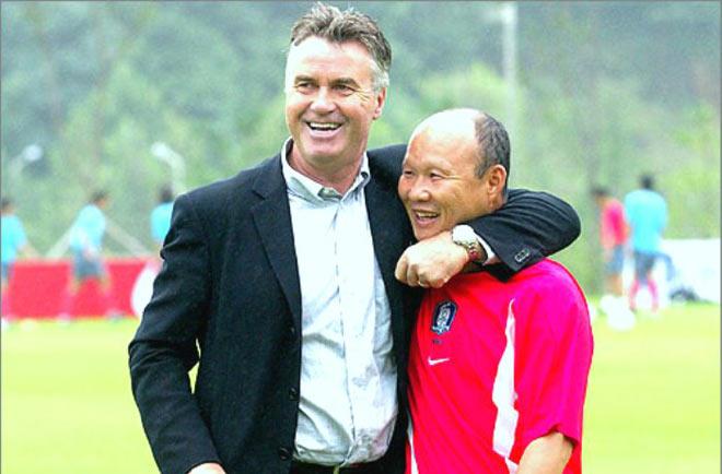 """Vì sao HLV Park Hang Seo """"hạ cánh"""" ở đội tuyển Việt Nam? - 1"""