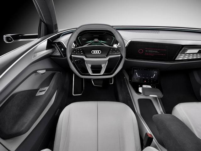 Audi Elaine: Ý tưởng xe tự lái độc đáo - 4