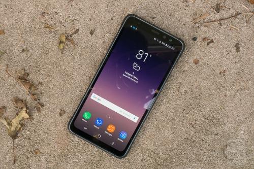 """Đánh giá Samsung Galaxy S8 Active: Bền hơn, pin """"khủng"""" hơn - 5"""
