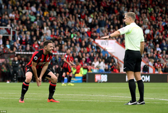 "Bournemouth - Leicester: Gần cửa ""địa ngục"" - 1"
