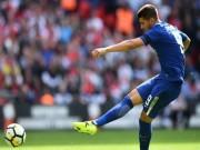 Bóng đá - Đá hỏng 11m trận Arsenal, Morata suýt bị vợ... đuổi khỏi nhà