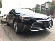 Tin tức ô tô - Toyota Avalon Limited sang trọng đến mức nào?