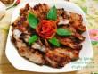 Thịt ba chỉ nướng sả ớt mềm ngon, thơm lừng đãi bạn hiền dịp cuối tuần