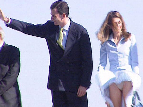 Công nương Tây Ban Nha 'khổ nạn' vì tốc váy - 3