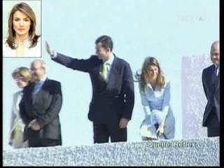 Công nương Tây Ban Nha 'khổ nạn' vì tốc váy - 2