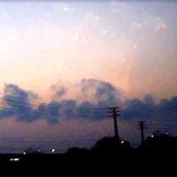 Đám mây rồng xuất hiện ngày khai mạc Đại lễ