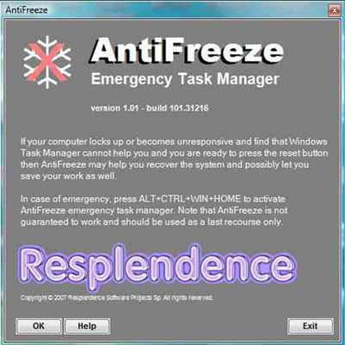 Cứu trợ hiệu quả khi máy tính bị treo - 1
