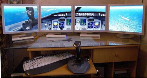 Một máy tính - nhiều màn hình - 5