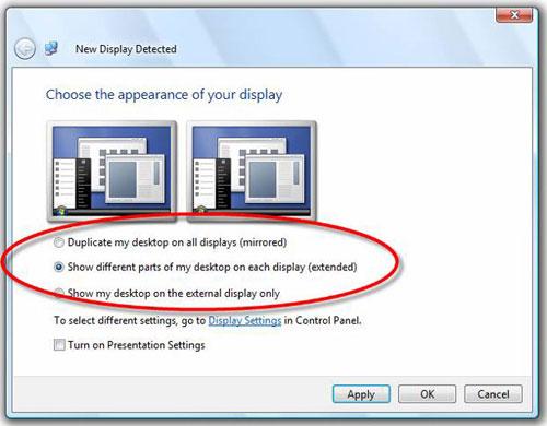 Một máy tính - nhiều màn hình - 6