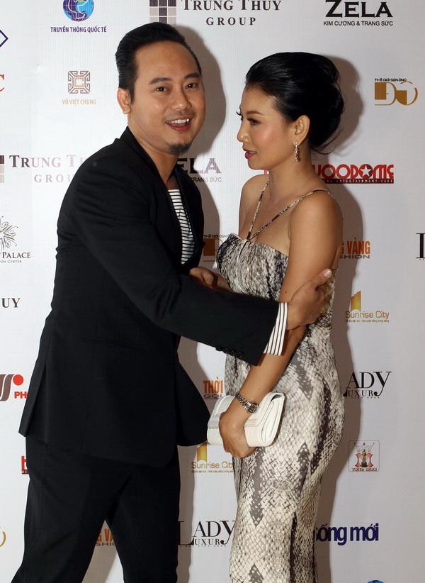 """Cindy Thái Tài """"tình tứ"""" bên Jimmi Nguyễn - 16"""