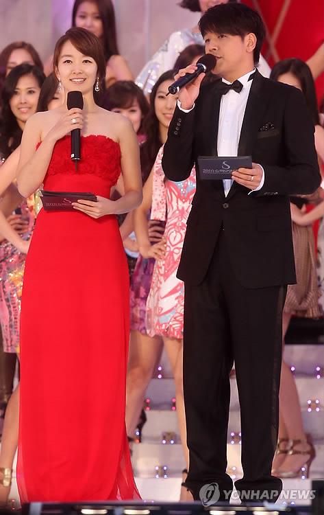 Lộ diện siêu mẫu Vàng Hàn Quốc 2010 - 2