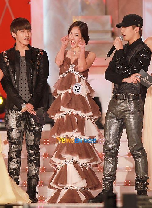 Lộ diện siêu mẫu Vàng Hàn Quốc 2010 - 13