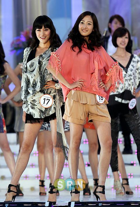 Lộ diện siêu mẫu Vàng Hàn Quốc 2010 - 17