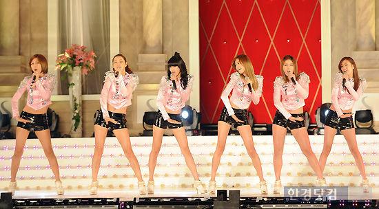Lộ diện siêu mẫu Vàng Hàn Quốc 2010 - 8