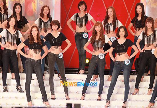 Lộ diện siêu mẫu Vàng Hàn Quốc 2010 - 3