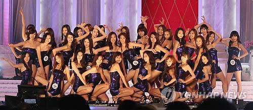 Lộ diện siêu mẫu Vàng Hàn Quốc 2010 - 5