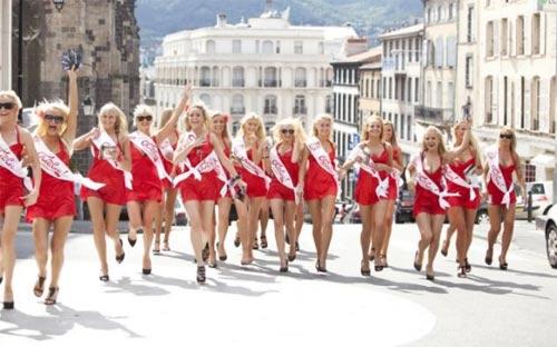 'Tây Lương nữ quốc' của các cô gái tóc vàng - 1
