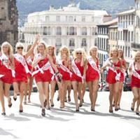 'Tây Lương nữ quốc' của các cô gái tóc vàng