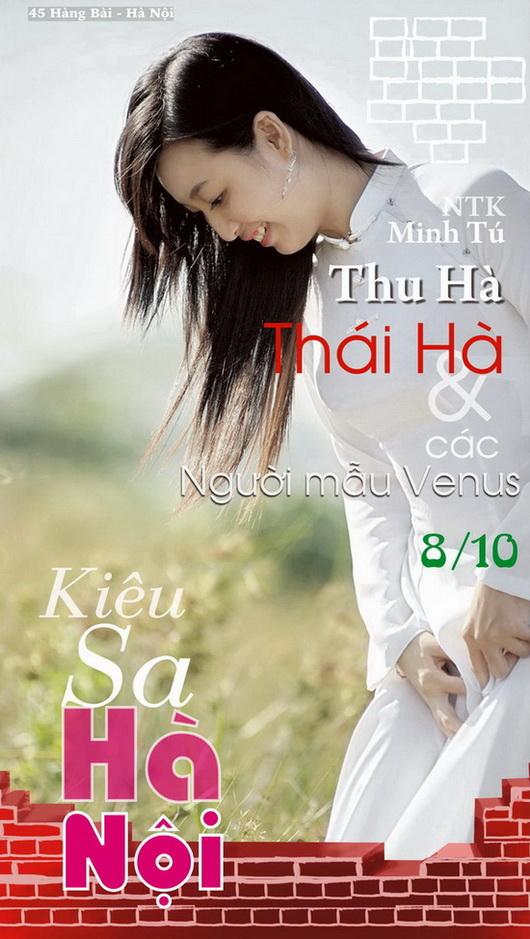 Bebe Phạm, Rich Ting là vedette của Hương sắc Hà Nội - 14